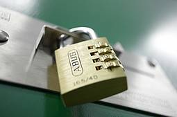 store with your own lock at Pickens Selfstorage