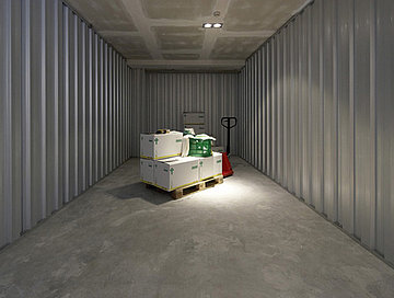 20 m² self storage unit at Pickens Selfstorage