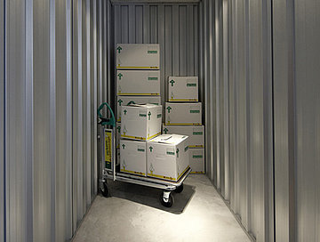 4 m² Self Storage unit