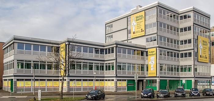 Selfstorage in Hamburg